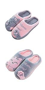 Womens Ladies Girls Slippers