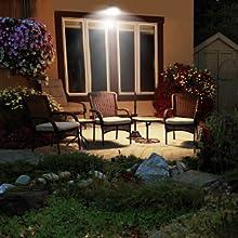 Outdoor Pation solar light