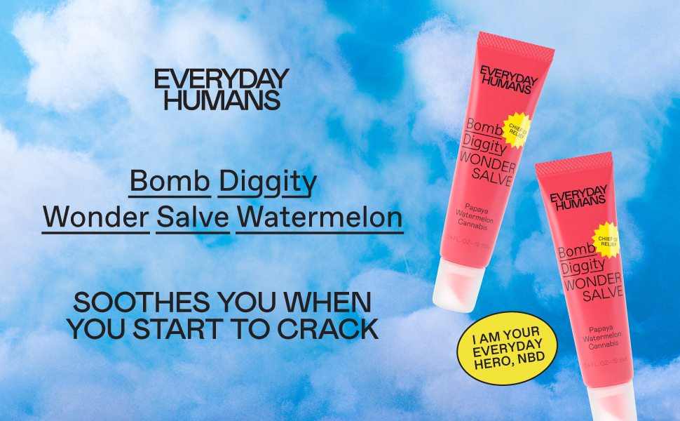 Bomb Diggity Wonder Salve (Watermelon)
