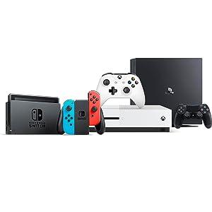 Game Consoles PS4/ XBOX/ Nintendo