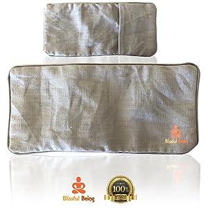 Namaste Eye Pillow Cover