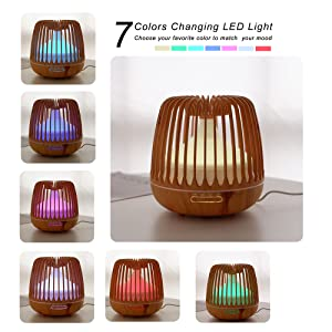 Diffusers for Essential Oils