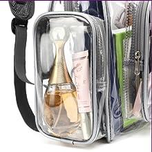 Waterproof Clear Backpack