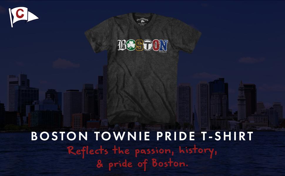 BostonTowniePrideT-Shirt