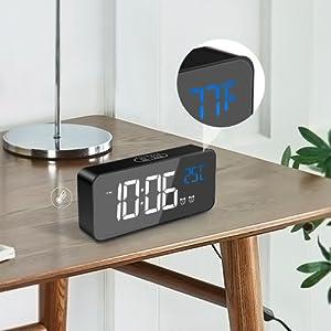 väckarklockor för sovrum