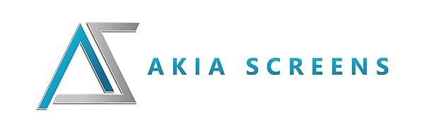 Akia Screens Projector Screens US based stock professional team