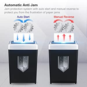 Jam Protection System