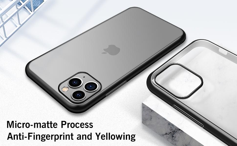 Micro-matte Process