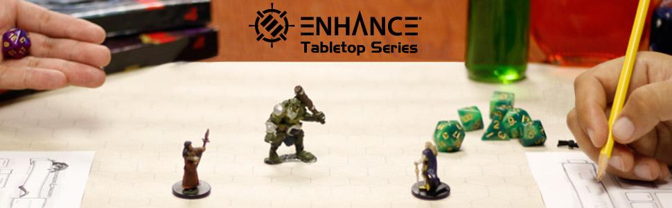 ENHANCE Tabletop Series Banner