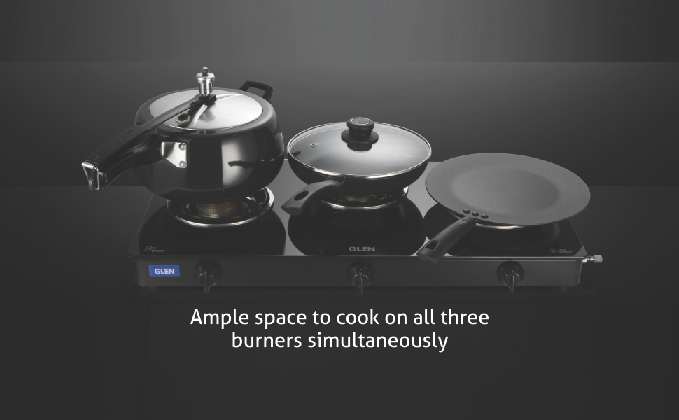 ample space