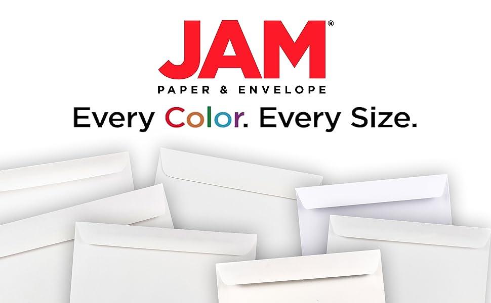jam paper booklet commercial envelope