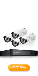 K26 Wired Security System