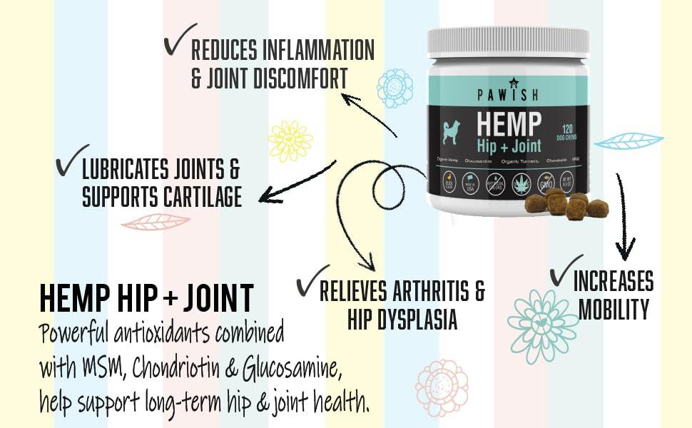 Hemp Hip and Joint Benefits
