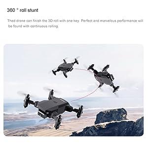 quadcopter S66 RC