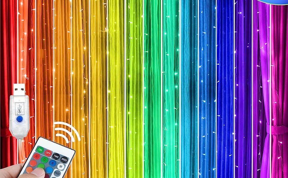 16 colors + multicolor
