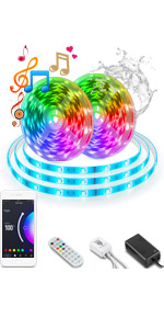 Wifi 32.8ft Led Strip Light