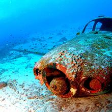 Professional underwater survey