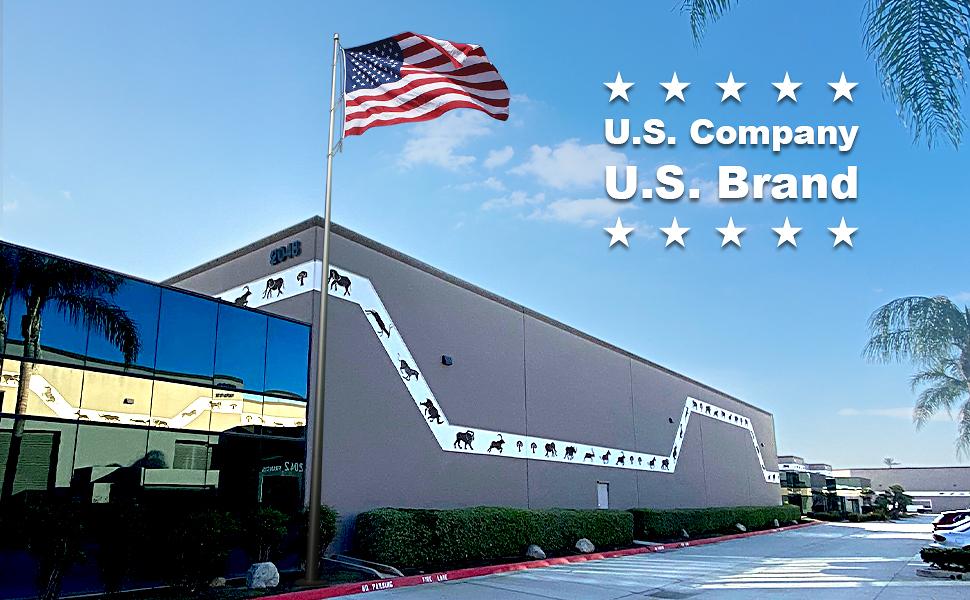 U.S company, U.S brand