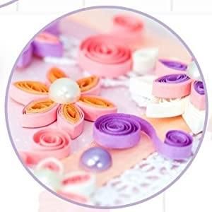 Paper Quilling Strips