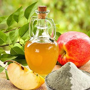 bentonite clay with apple cider vinegar