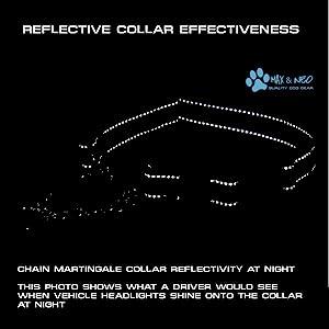 Chain reflective