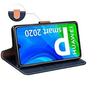 Cover a Libro Huawei P Smart 2020