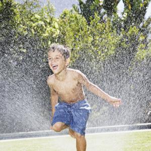 toddler sprinkler