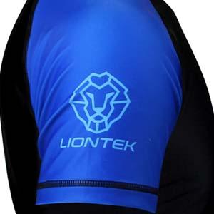 Liontek BJJ Rashguard sleeve 2