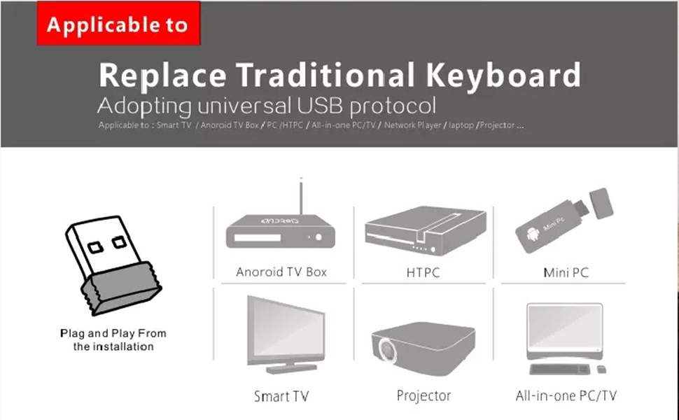 mini keyboard and mouse wireless combo for laptop mobile for pubg mobile pad controller akai backlit