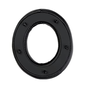 replacement pad installation ring with clips