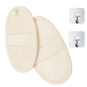 loofah sponge pad bonus!
