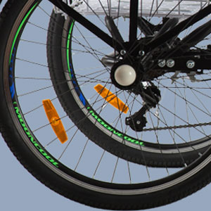 Three-Wheel Adult Tricycle bike