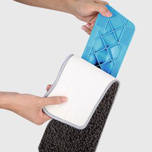 Upgrade Velcro Design