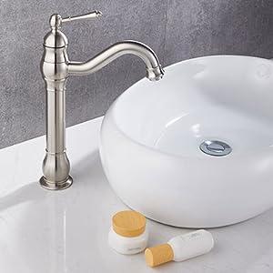 Vessel Sink Faucet