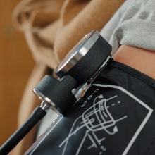 manual cuff for blood pressure