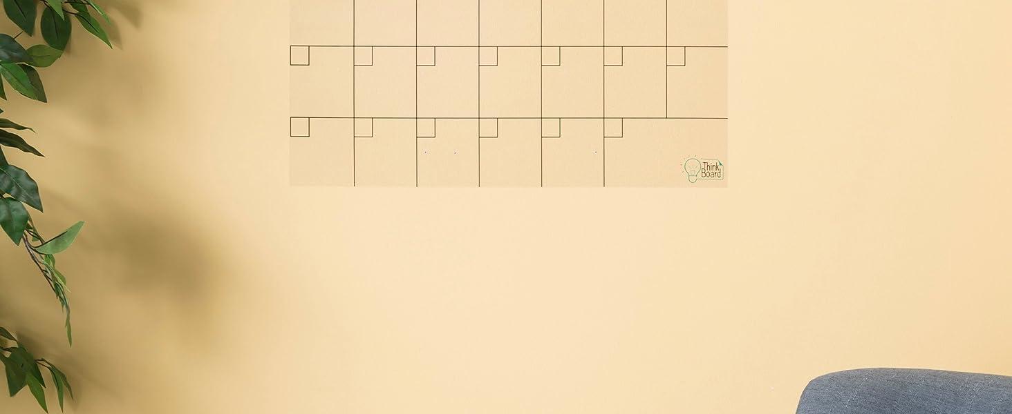 Think Board calendar