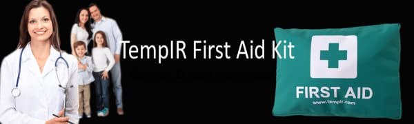 First Aid Kit from TempIR