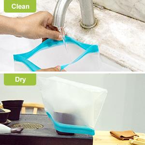 Reusable Gallon Bags