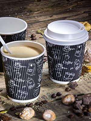 paper cups, coffee, cup