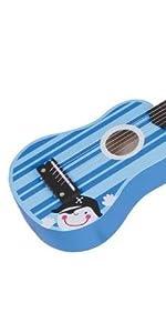 Lelin Blue guitar for kids