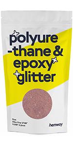 glitter voor epoxyhars