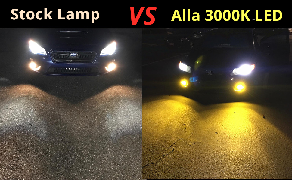 H10 9145 9140 Bright White Xenon Halogen 5000K Headlight Lamp Bulb #e3 Fog Light