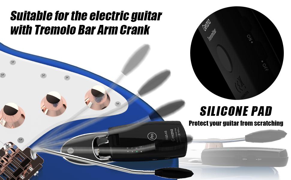 guitar wireless transmitter