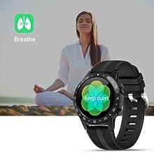 fitness tracker  Anmino Smart Watch (GPS +Barometer+Altimeter+Compass),Full HD Touchscreen,All-Day Heart Rate and Activity Fitness Tracker,Pedometer,Calorie Counter,Sleep Tracker,Bluetooth smartwatch f794b231 63e3 4f23 a89d fca7de9df4de