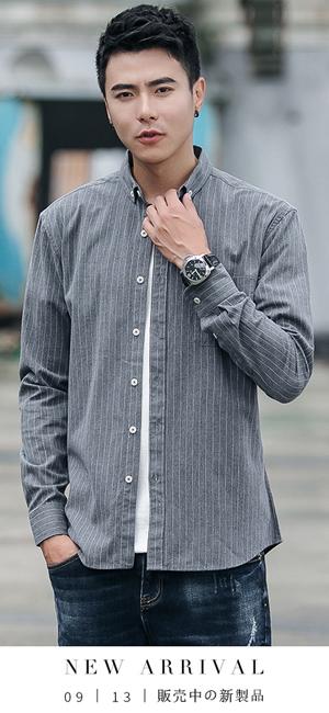 シャツ メンズ 长袖