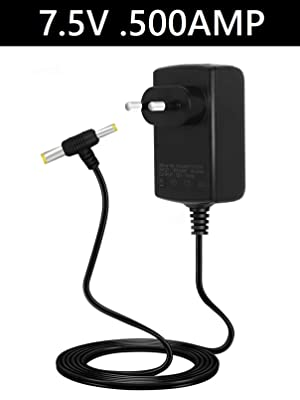 7.5v 500ma power adapter