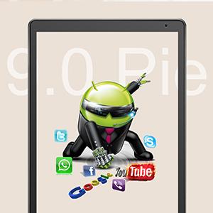 Android 9.0システム