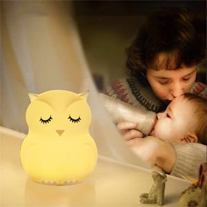 lampe bebe veilleuse lampe de chevet chambre pour enfant lampe animaux lampe de couleur lampe nuit