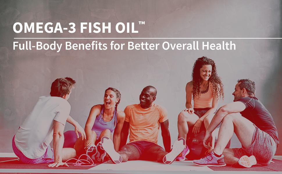 Full Body Benefits