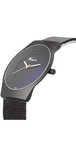 SIBOSUN Minimalist Wrist Watches for Men